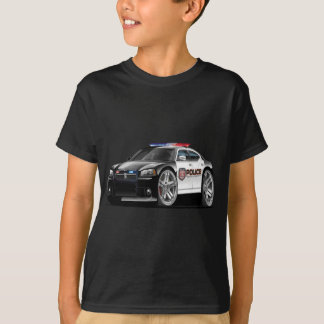 Dodge Charger Police Car T-Shirt