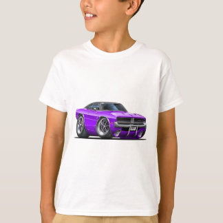 Dodge Charger Purple Car T-Shirt