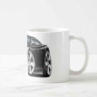 Dodge Charger RT Black Car Coffee Mug