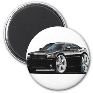 Dodge Charger Super Bee Black Car Magnet