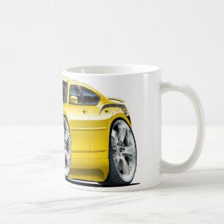 Dodge Charger Super Bee Yellow Car Coffee Mug