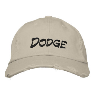 Dodge Embroidered Hat