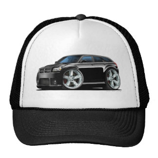Dodge Magnum Black Car Cap