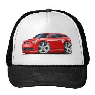 Dodge Magnum Red Car Cap