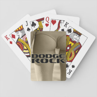 Dodge Rock Playing Cards - Silver Surfer Album