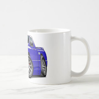 Dodge SRT10 Ram Blue-White Truck Coffee Mug