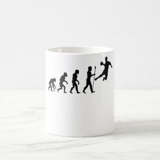 Dodgeball Evolution Coffee Mug