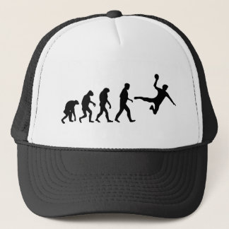 dodgeball evolution trucker hat
