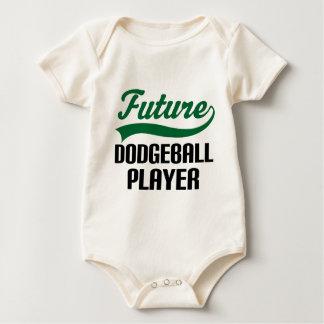 Dodgeball Player (Future) Baby Bodysuit