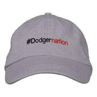 Dodgernation Embroidered Hat