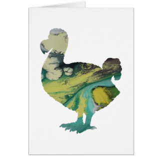 Dodo Art Card