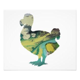 Dodo Art Photo Print