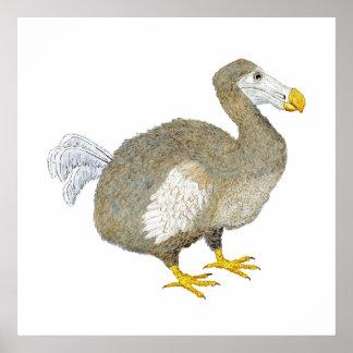 Dodo Bird Art Poster