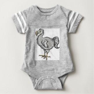 Dodo Bird Baby Bodysuit