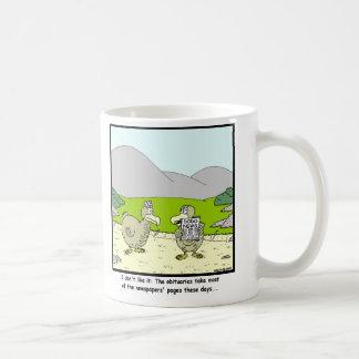 Dodo News: Dodo cartoon Coffee Mug