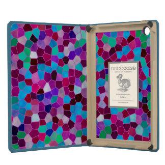 Dodocase iPad Mini Mosaic Texture Stained Glass iPad Mini Retina Covers
