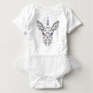 Doe! A deer Baby Bodysuit