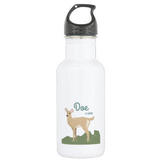 Doe A Deer 532 Ml Water Bottle