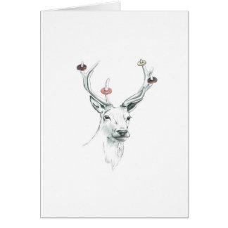 doe-nut deer card
