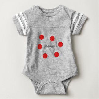 Does Money Make You Happy? Baby Bodysuit