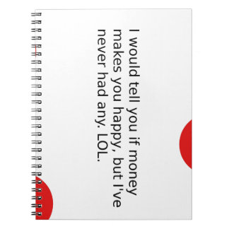 Does Money Make You Happy? Notebook