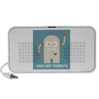 Does Not Compute iPod Speakers