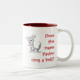 Does the name Pavlov ring a bell? Two-Tone Mug