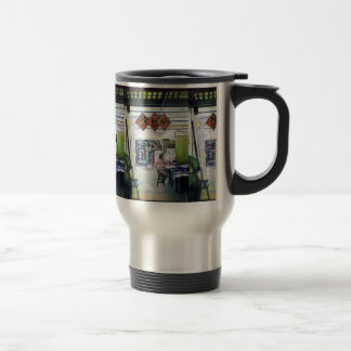 Does This Dragon come with Training Wheels? Stainless Steel Travel Mug