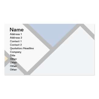 Doesburg - Contra-Composition of Dissonances Business Card