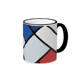 Doesburg - Contra-Composition of Dissonances Mug