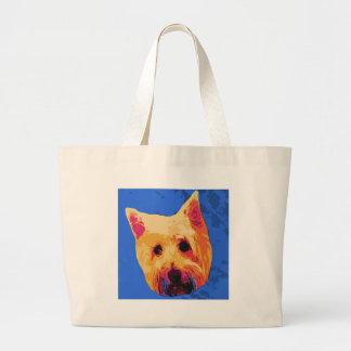 Dog 2 - Dog Days Of Summer Jumbo Tote Bag