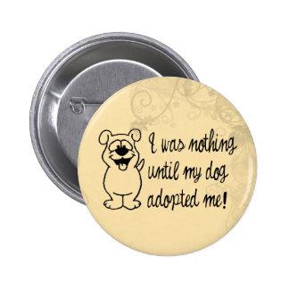 Dog Adoption Pin