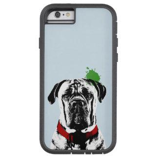 Dog art tough xtreme iPhone 6 case