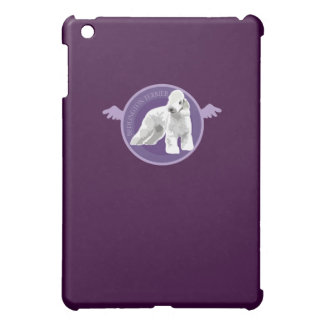 Dog bedlington terrier cover for the iPad mini