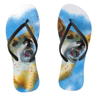 Dog Bite Thongs