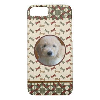 Dog Bone Custom Pet Picture Personalized Photo iPhone 7 Case