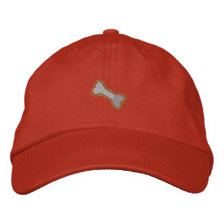 Dog Bone Baseball Cap