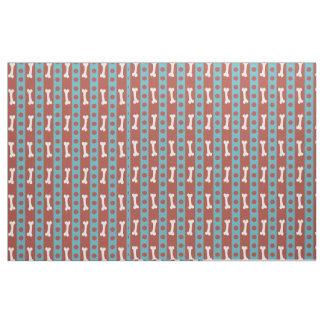 Dog Bone pattern Fabric