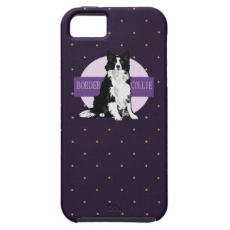 Dog Border Collie iPhone 5 Case