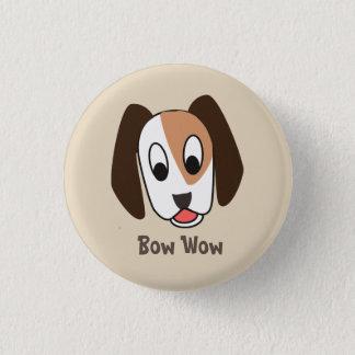 Dog Bow Wow - Good Job Button