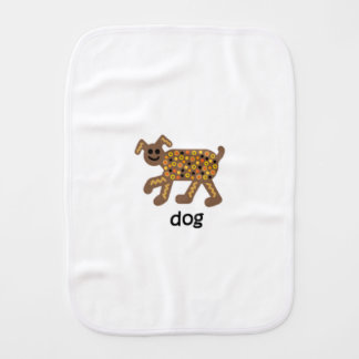 Dog Burp Cloth