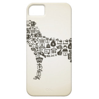 Dog business iPhone 5 case