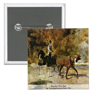 Dog-Car The Gig By Toulouse-Lautrec Henri De Pin