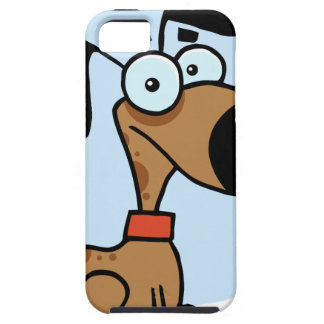 Dog cartoon character iPhone 5 covers