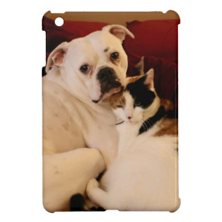 Dog Cat Cuddle Case For The iPad Mini