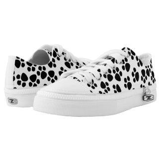 Dog/Cat Paw Print Pattern Sneakers