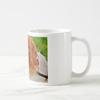 Dog Cavalier King Charles Spaniel Funny Pet Animal Coffee Mug