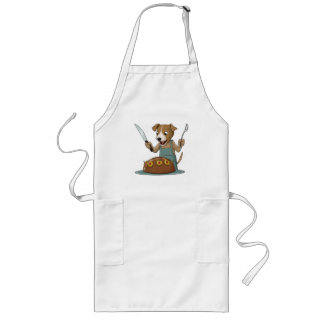 Dog Chef Long Apron