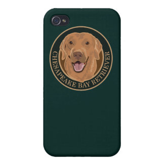 Dog Chesapeake Bay Retriever Case For iPhone 4