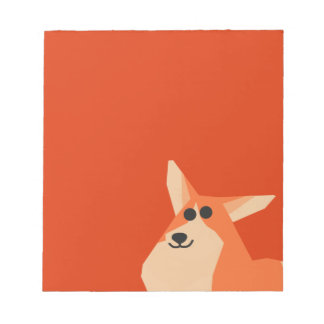 Dog (Chinese New Year) Notepad